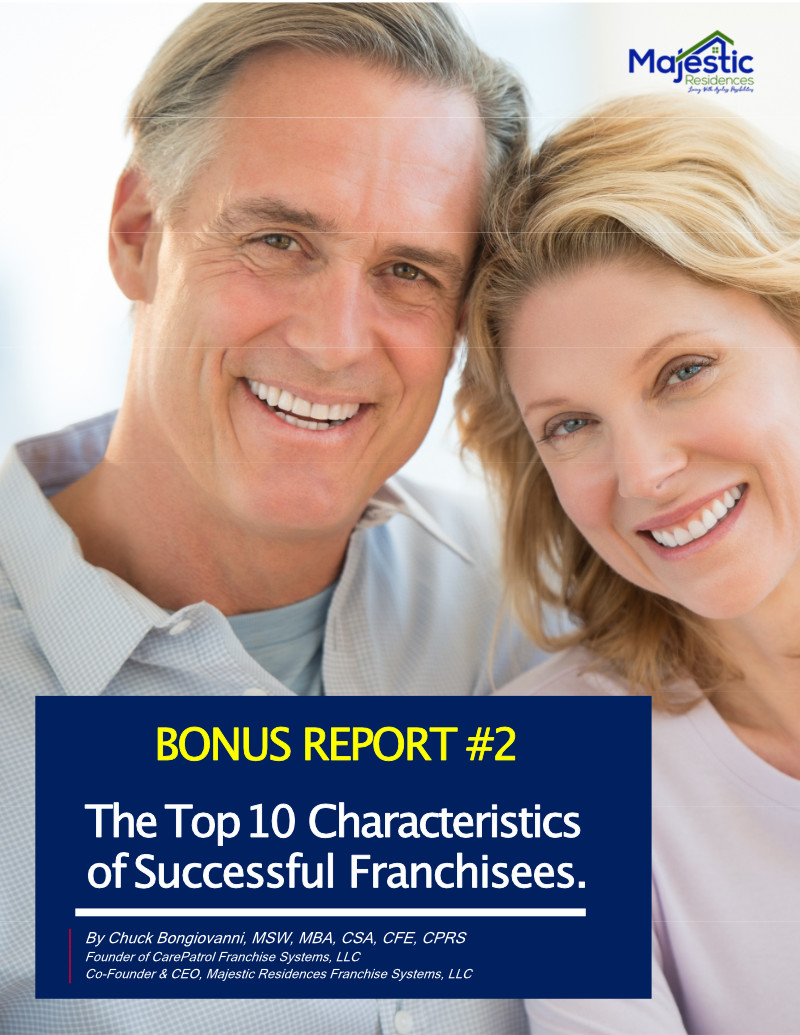 10 Characteristics of a Successful Franchisee