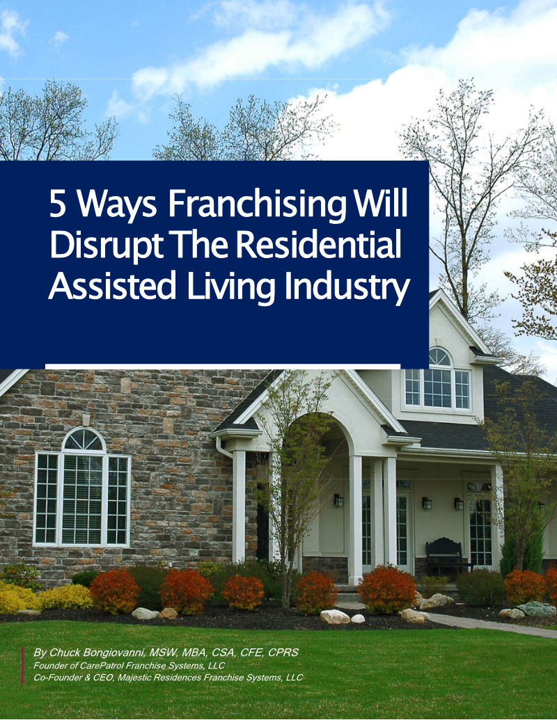 Franchising Will Disrupt the Residential Industry PDF Cover